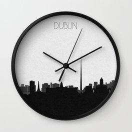 City Skylines: Dublin Wall Clock