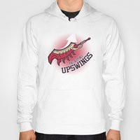 monster hunter Hoodies featuring Monster Hunter All Stars - The Kotoko Upswings  by Bleached ink