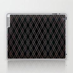 Black Diamonds. Laptop & iPad Skin