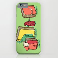 Book Jackets Slim Case iPhone 6