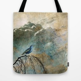 HEAVENLY BIRD II Tote Bag