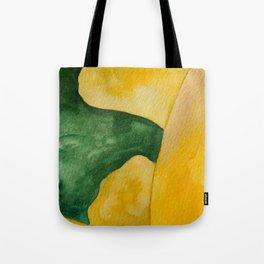Yellow Landscape Tote Bag
