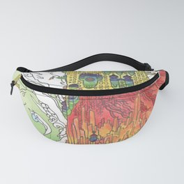 Cliff Castle Fanny Pack