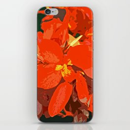 Blind Attraction-d iPhone Skin
