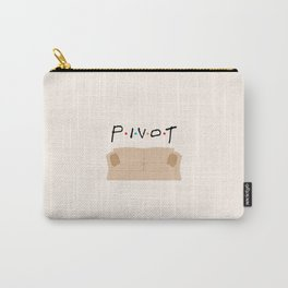 Pivot - Friends Tribute Carry-All Pouch