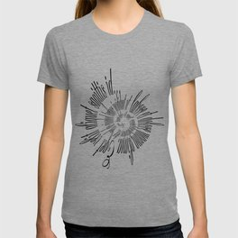 Lorem Ipsum (Black) T-shirt