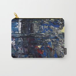 """Timed Agenda - """"Still Wet Collection"""" by Nathan Luis Steinke Carry-All Pouch"""