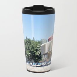 Tel Aviv photo - Dizengoff Square Travel Mug
