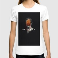 silence of the lambs T-shirts featuring Silence by Frank Moth