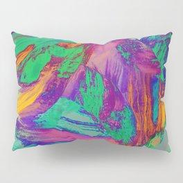 Rainbow negatives Pillow Sham