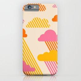 Pink Skies iPhone Case