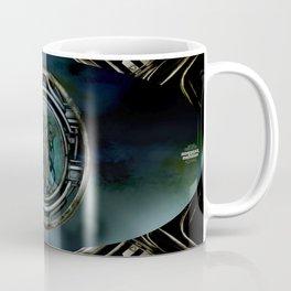 """Astrological Mechanism - Aquarius"" Coffee Mug"