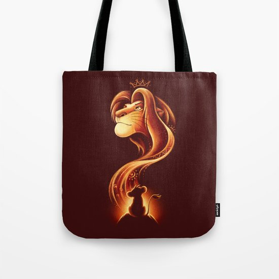 The New King Tote Bag