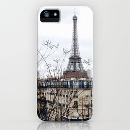 Paris & Co. iPhone Case