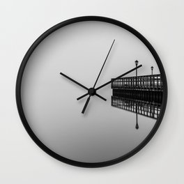 Distance Between Lost Wall Clock