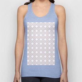Colorful circle grid Unisex Tank Top