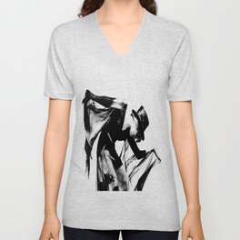 Stevie nicks Unisex V-Neck