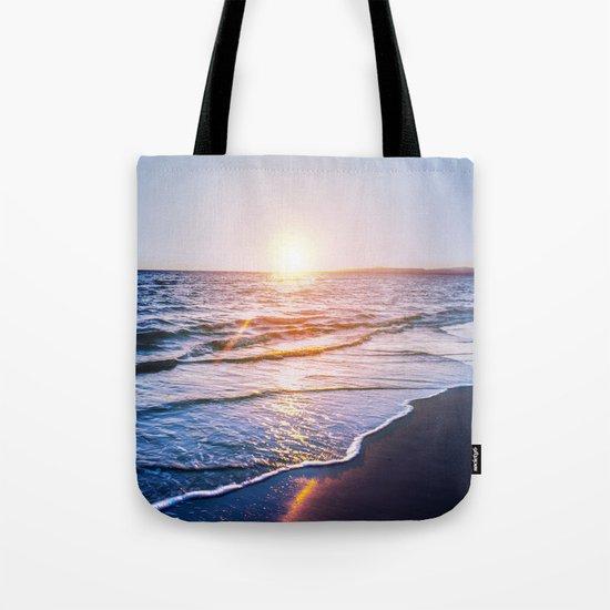 BEACH DAYS IX Tote Bag