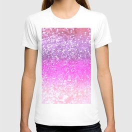Unicorn Girls Glitter #1 #shiny #decor #art #society6 T-shirt