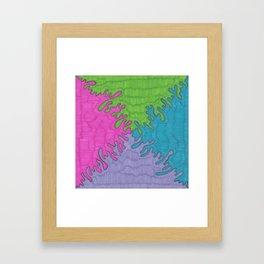 Instillation 8 Framed Art Print