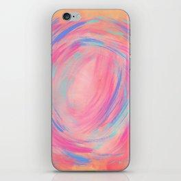 Candy Swirls iPhone Skin