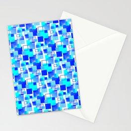 Rhapsody in Blue Stationery Cards