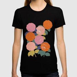 Flowers In Full Bloom T-shirt