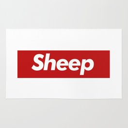 Sheep - Supreme Rug