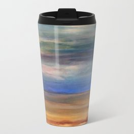 Double Setting Sun Travel Mug