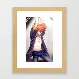 707: The Prisoner (Mystic Messenger) Framed Art Print