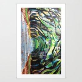 Oak Harmony Art Print