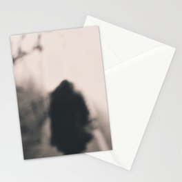 loneliness 2 Stationery Cards