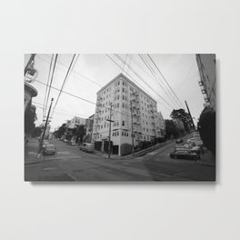 Leavenworth Ave. Metal Print