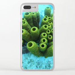 underwater beauty Clear iPhone Case