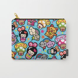 Harajuku Love Carry-All Pouch