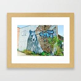 I love Berlin Framed Art Print