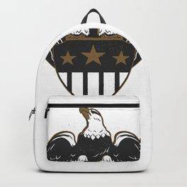 Eagle shield Backpack
