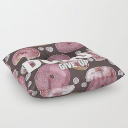 Donut Floor Pillow