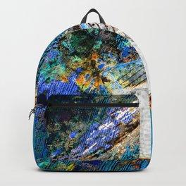 Golf art print work 12 Backpack