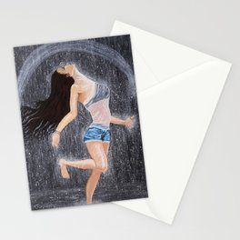 Letting it go Stationery Cards