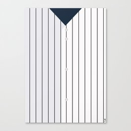 Baseball - NY Yankees Canvas Print