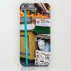 Le Chat du Marché Slim Case iPhone 6s