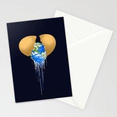 Melting Stationery Cards