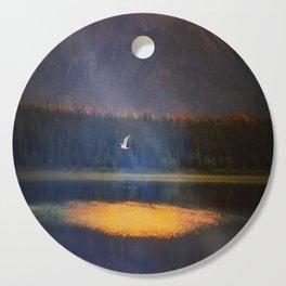 Alsaksan Sunset Cutting Board