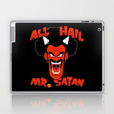 All Hail Mr. Satan Laptop & iPad Skin