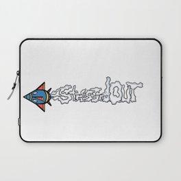I Built My Rocketship Laptop Sleeve