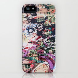 Paroxysm iPhone Case