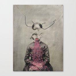 Word Vomit Canvas Print