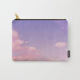 Sky Purple Aesthetic Lofi Carry-All Pouch