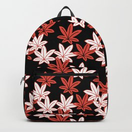 Autumn Maple Leaf Backpack